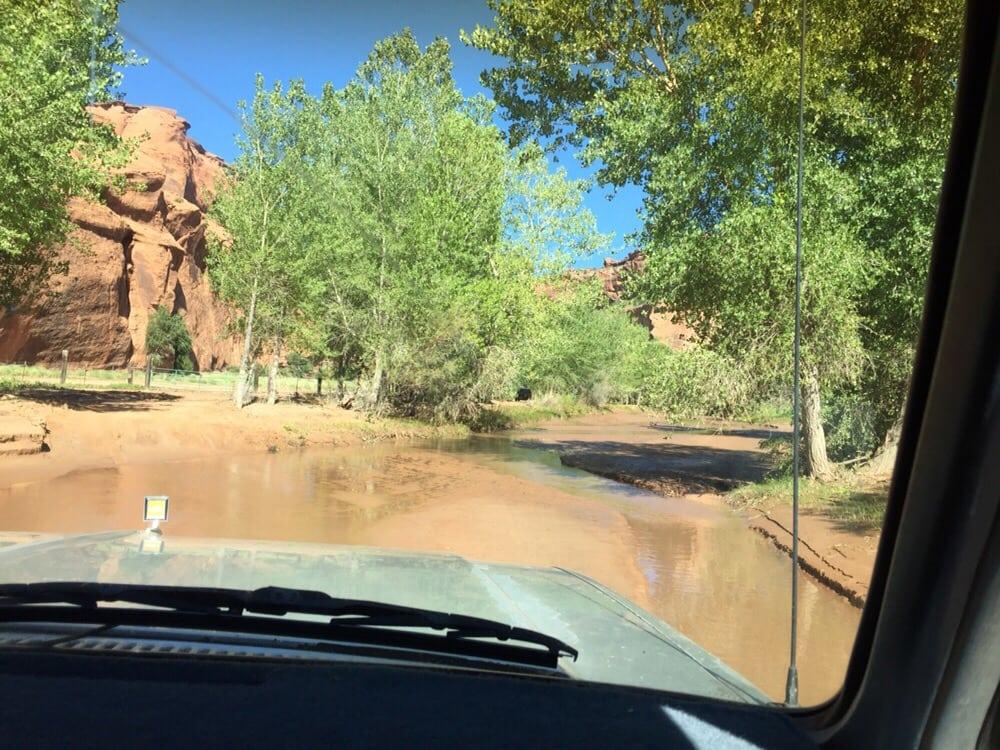 Twin Trails Tour: Chinle, AZ