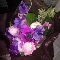 Photo of Opalia Flowers - Brooklyn, NY, United States. Small bouquet for my