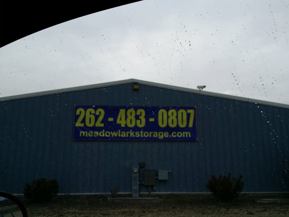 Meadowlark Storage: N770 Sauk Trail Rd, Cedar Grove, WI