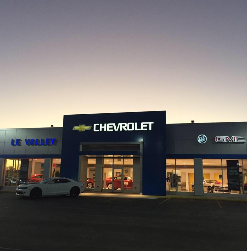 LeValley Chevrolet Buick GMC: 2130 S M139, Benton Harbor, MI