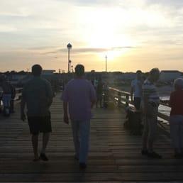 Fotos de kure beach fishing pier yelp for Kure beach pier fishing report