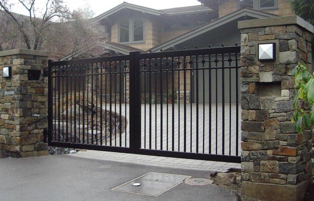 Bay Area Automatic Gates Amp Fences Peninsula Get Quote