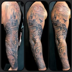 Alpha & Omega Tattoo Parlor - Tattoo - 929 W Sunset Blvd, St George ...