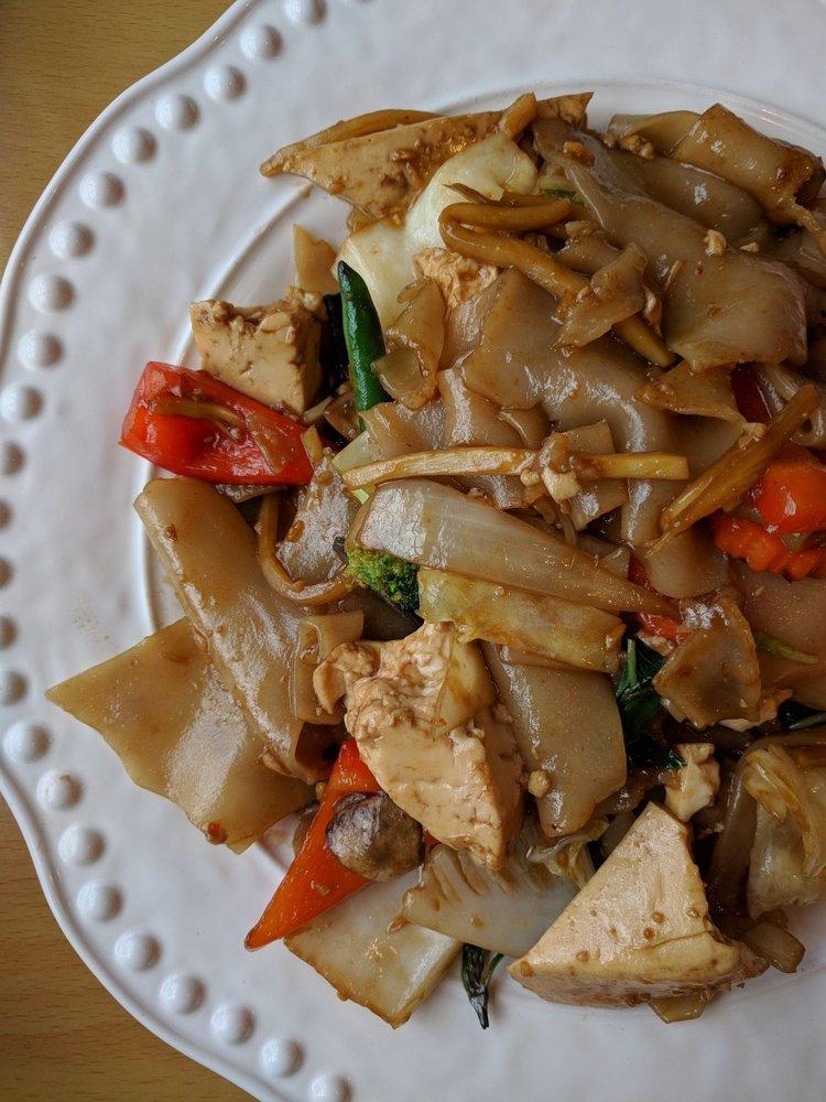 Bamboo Thai Restaurant: 1616 Commonwealth Ave, Brighton, MA