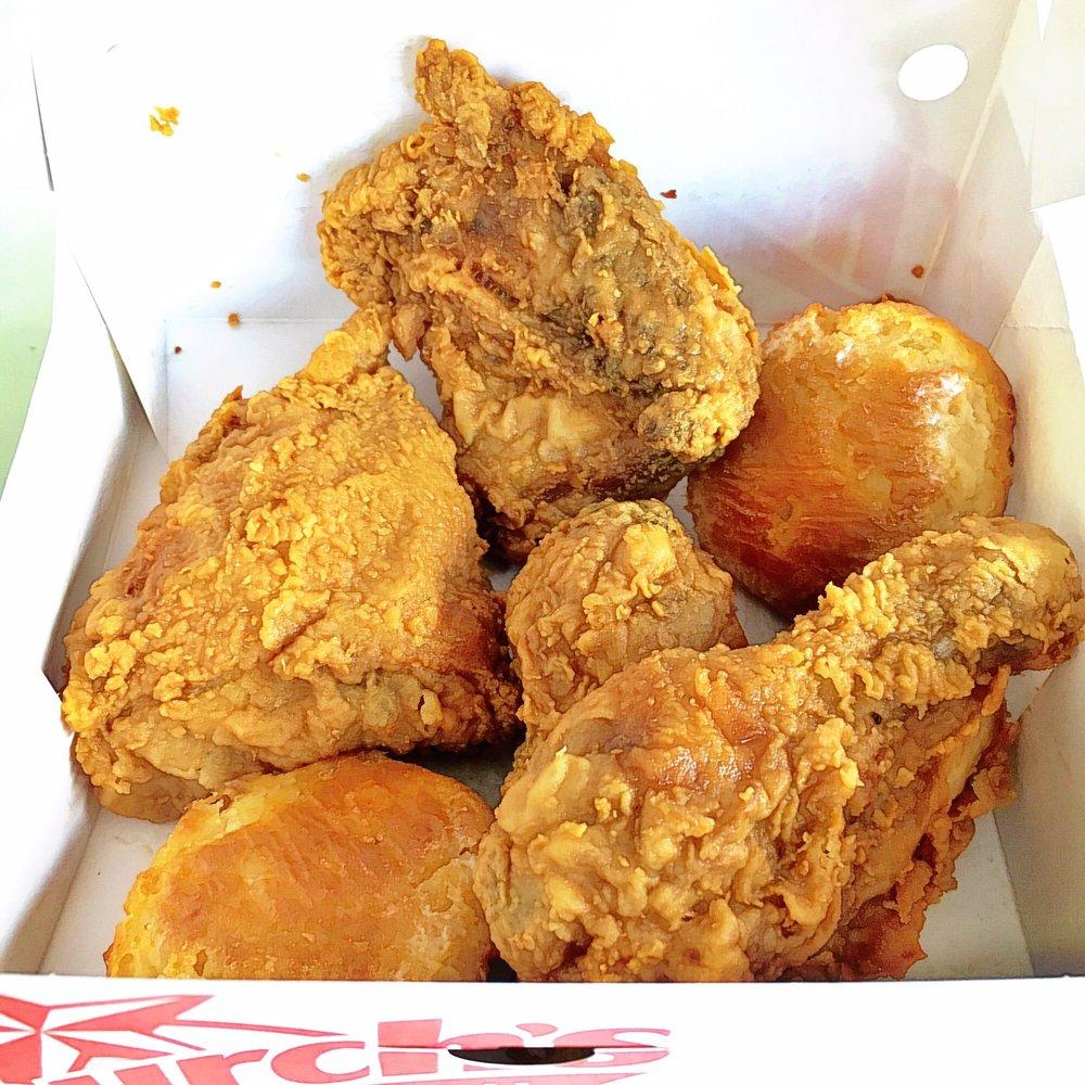 Church's Chicken: 10967 Garvey Ave, El Monte, CA