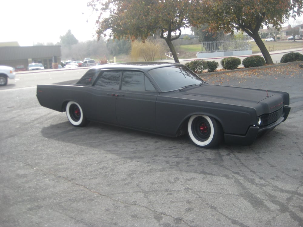 severed metals 1967 lincoln continental yelp. Black Bedroom Furniture Sets. Home Design Ideas
