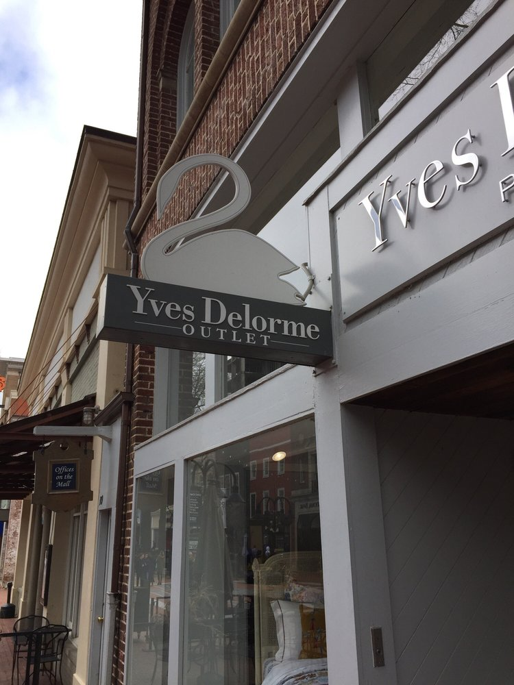 Yves Delorme: 311 E Main St, Charlottesville, VA