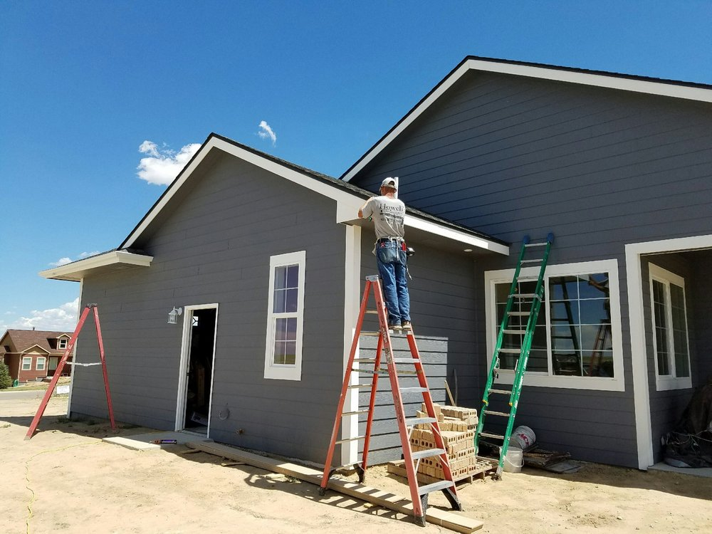 Howells Rain Gutter's & Repair: Bennett, CO