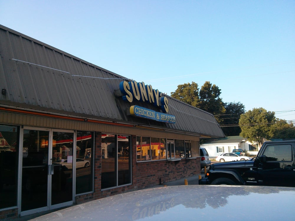 Sunny's Fried Chicken: 111 E Ebey St, Church Point, LA