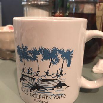Blue Dolphin Cafe Menu Sarasota Fl