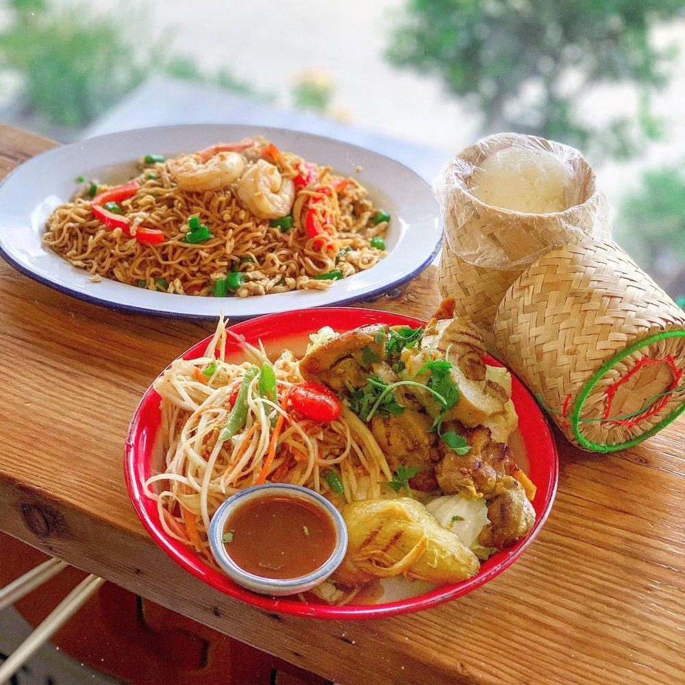 Food from Chim! Thai Street Food