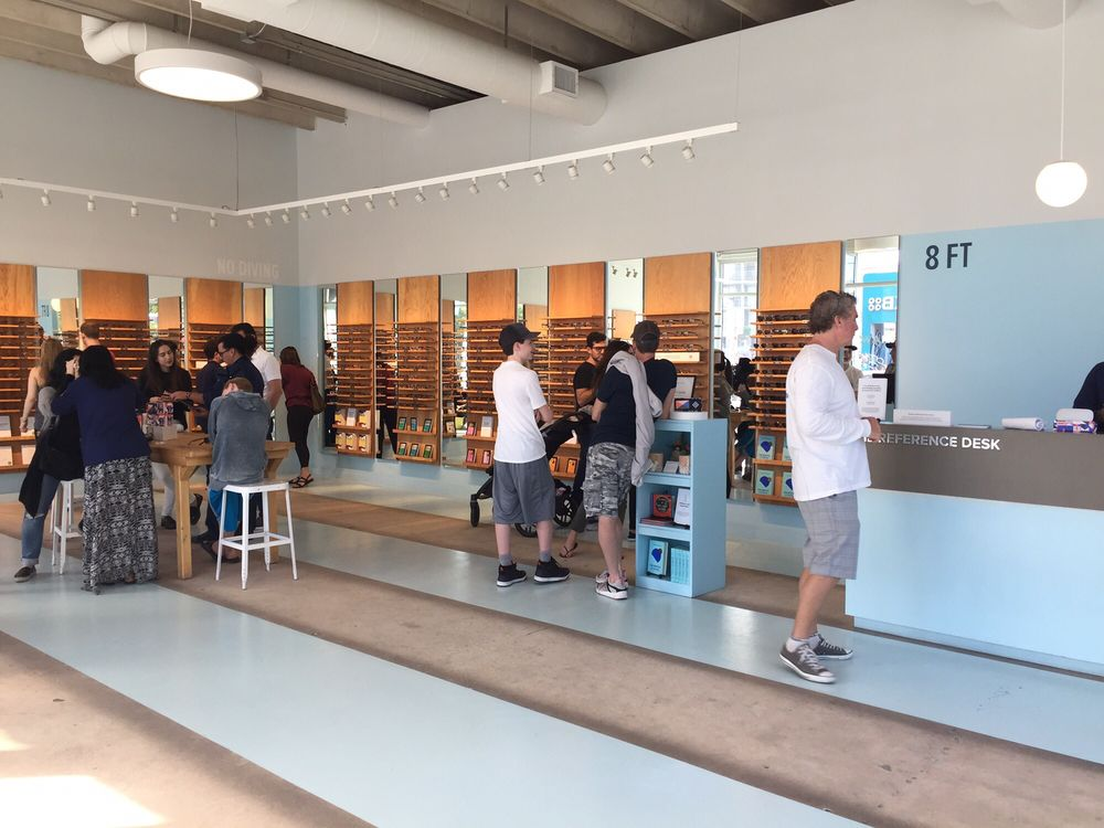 cd1b44c67c8 Warby Parker - 54 Photos   65 Reviews - Eyewear   Opticians - 215 NW 25th  St