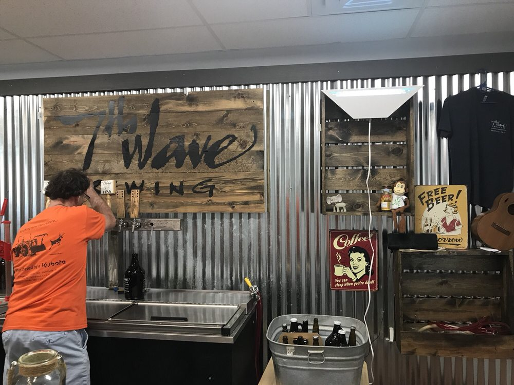 7th wave brewing: 120 North Meadows Rd, Medfield, MA