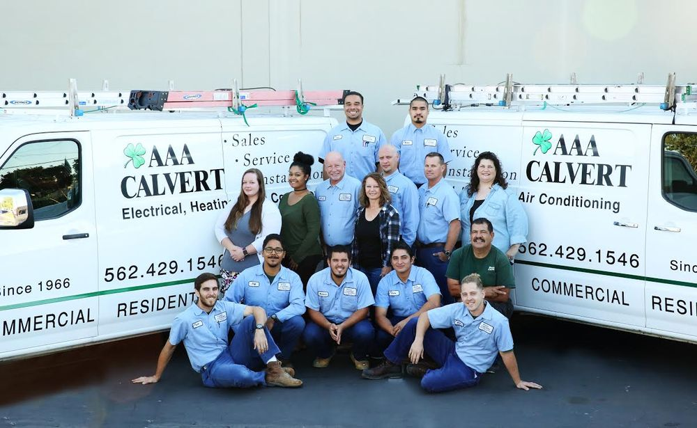 AAA Calvert Electrical, Heating & Air Conditioning