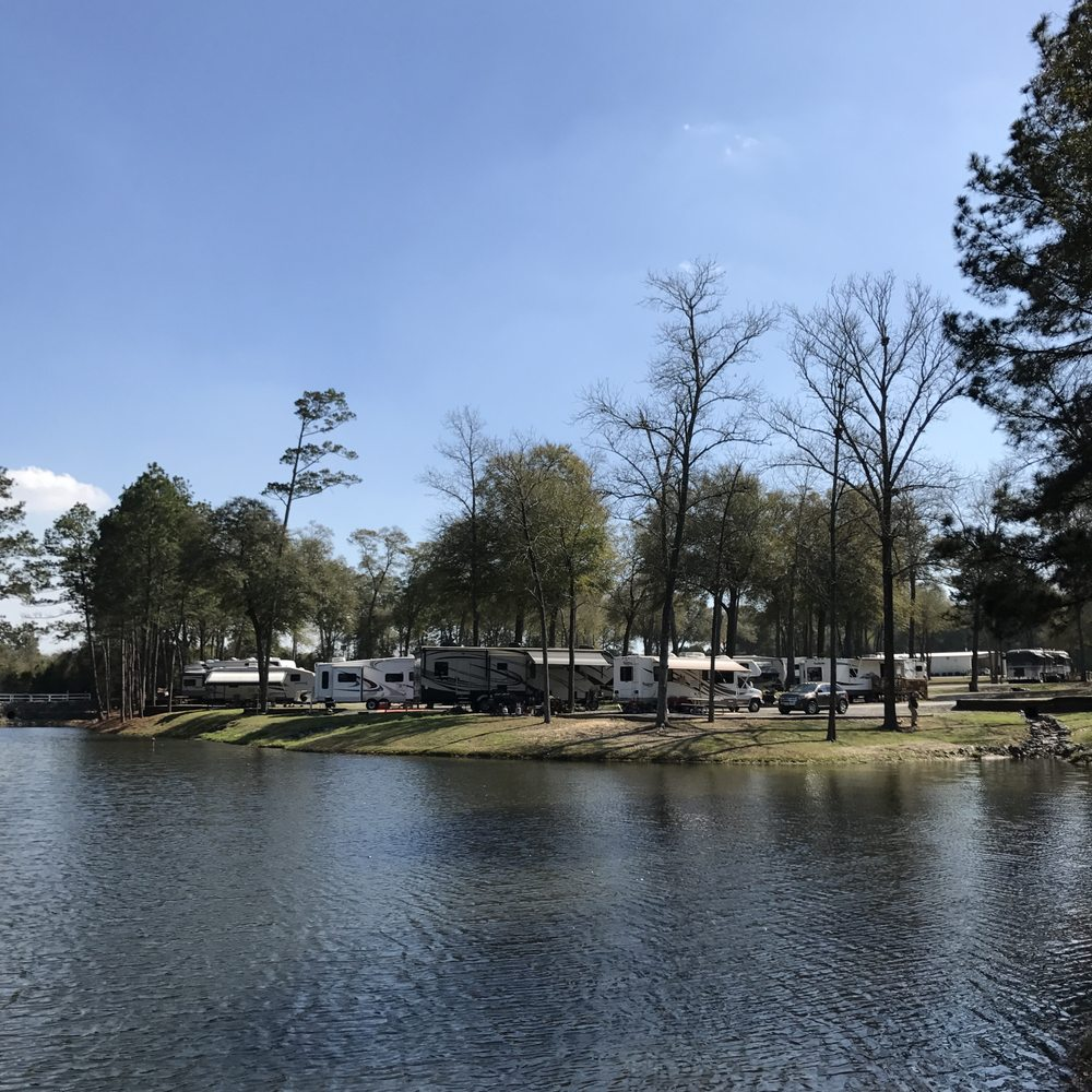 Fair Harbor RV Park & Campground: 515 Marshallville Rd, Perry, GA