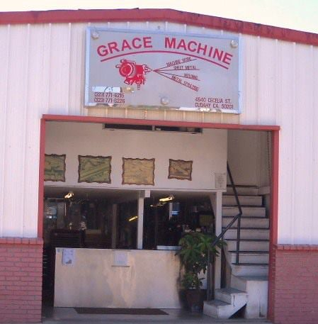 grace machine