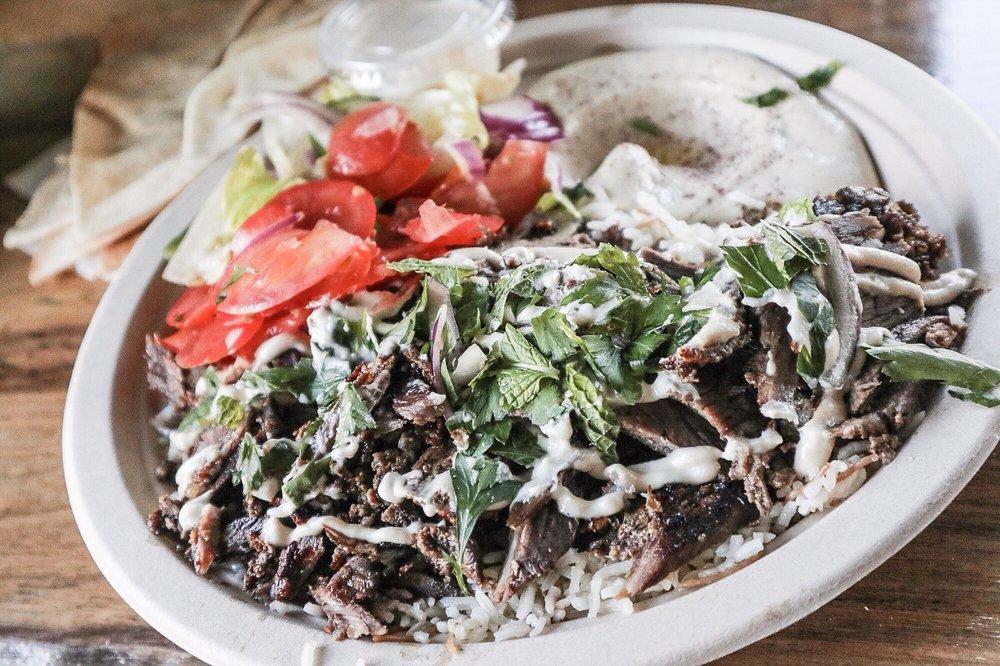 Cuisine libanaise Sheesh