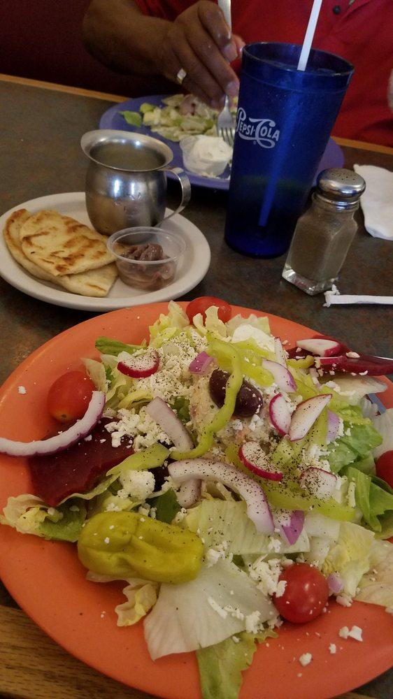 Greek Village Restaurant & Deli: 11125 Park Blvd, Seminole, FL