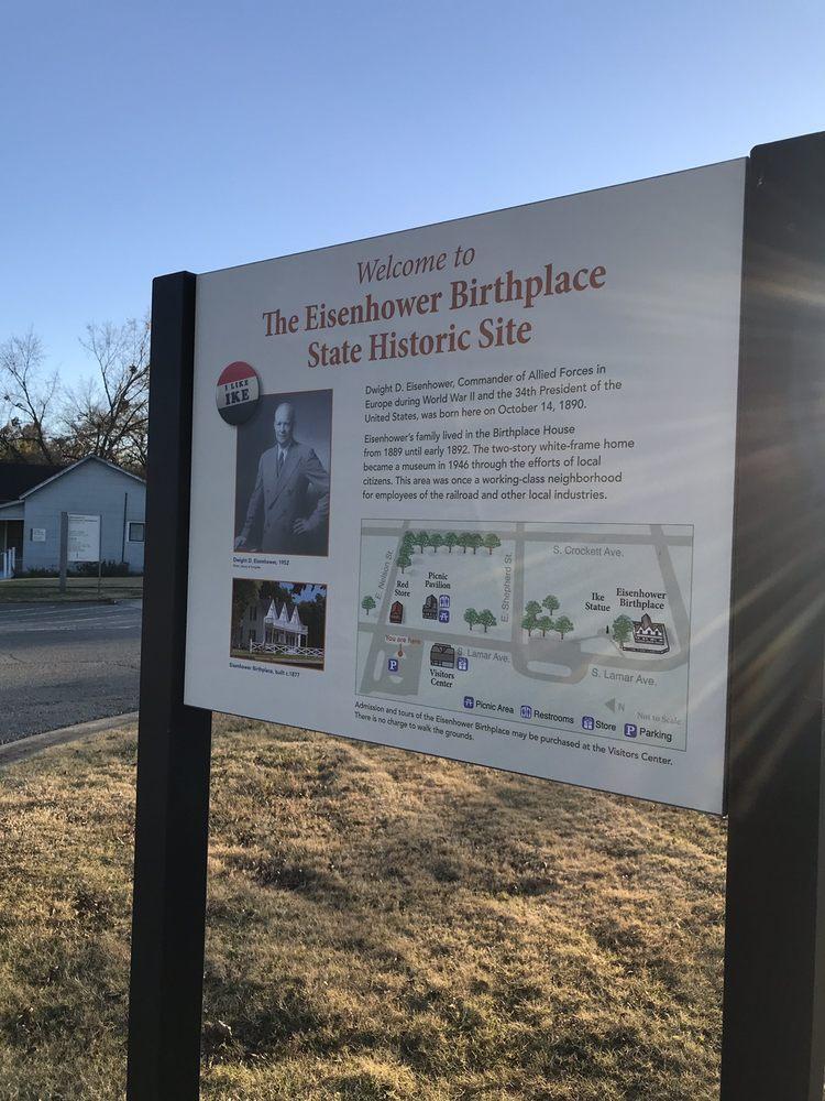 Eisenhower State Park: Eisenhower State Park, Denison, TX