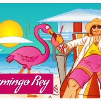 Photo Of Flamingo Reys Island Ice