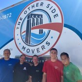 The Other Side Movers 33 Photos Amp 60 Reviews Movers 667 E 100th S