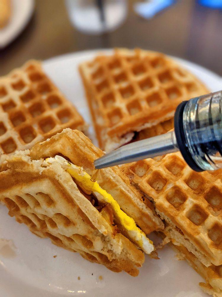 Coffee Waffle: 13178 Alameda Ave, Clint, TX