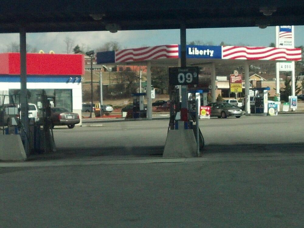 Liberty Fuel Stop: Alexander Farm Dr, Dublin, VA