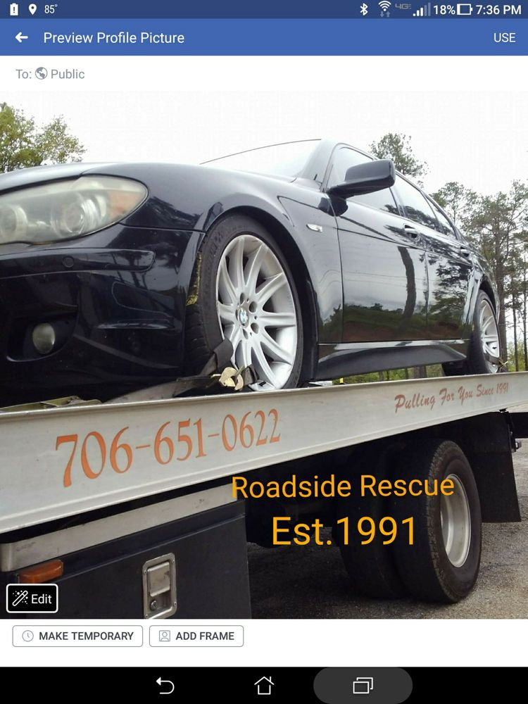 Towing business in Augusta, GA
