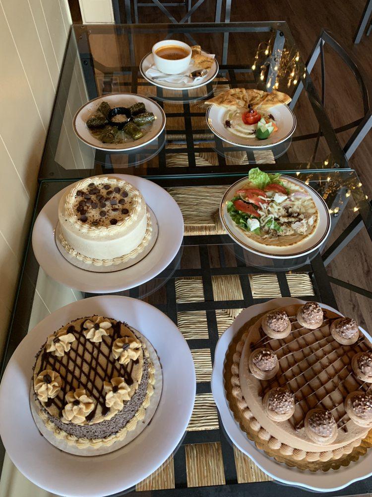 Euro Bakery & Greek Restaurant Cafe