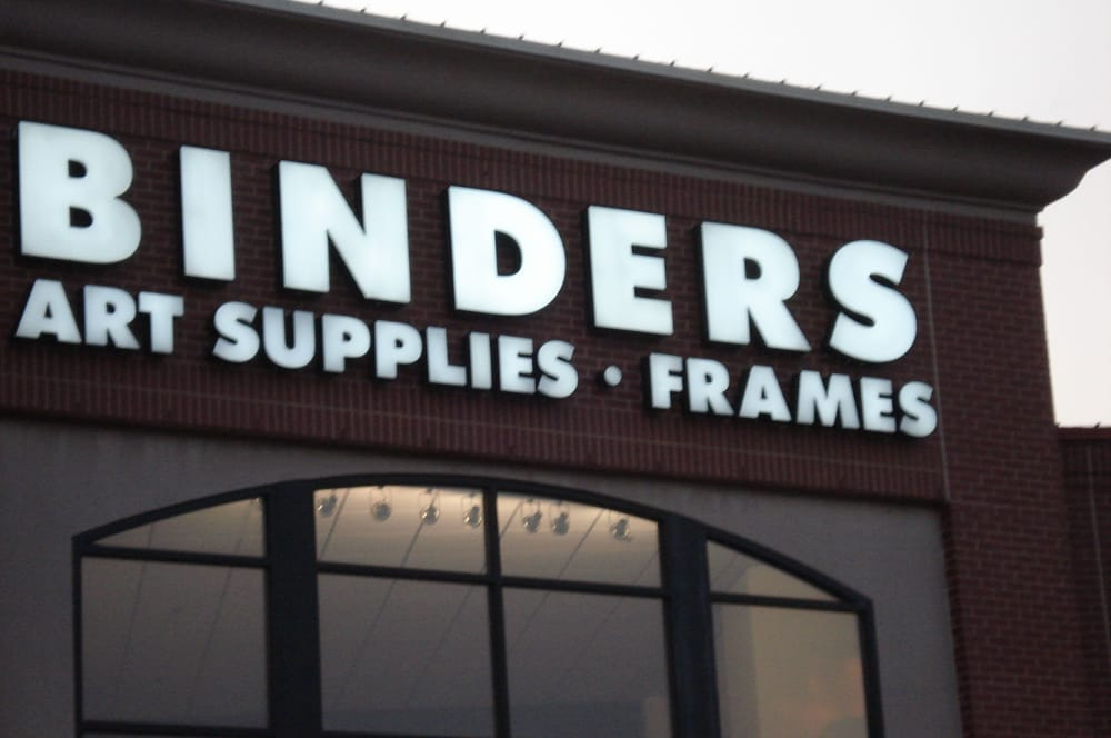 Binders Art Supplies and Frames, Atlanta, GA. K likes. BINDERS® is the leading source of creative inspiration through our product offerings, arts /5().