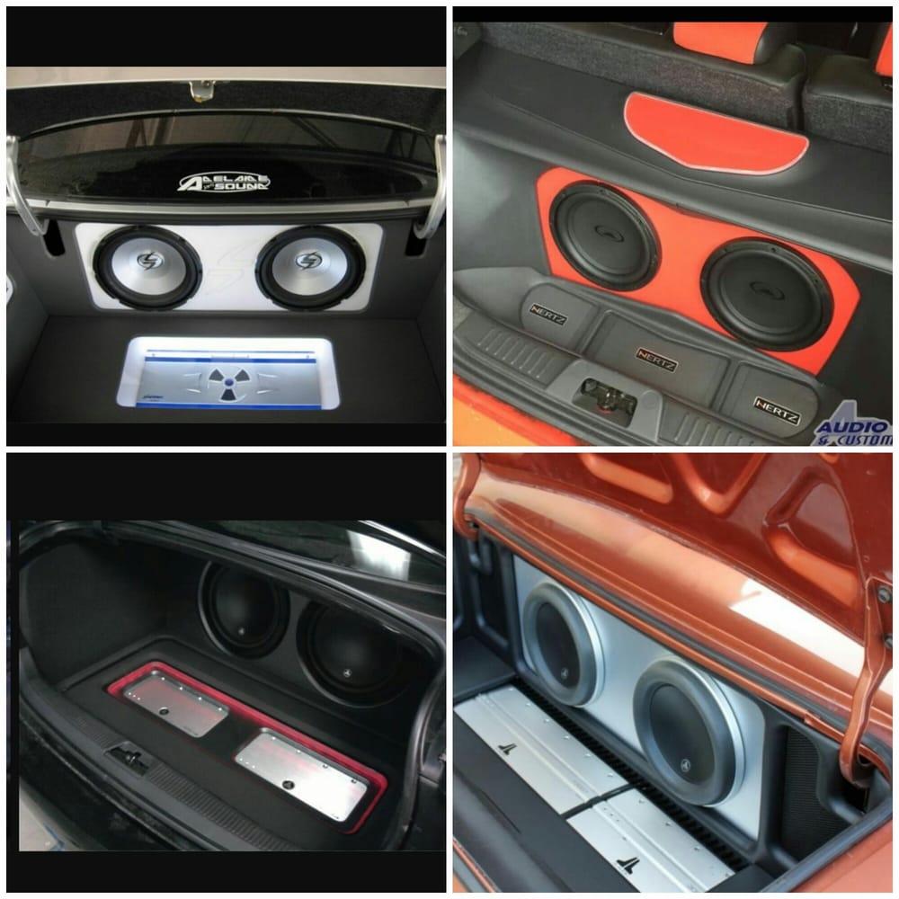 Masters Car Stereo: 1414 E Washington St, Greenville, SC