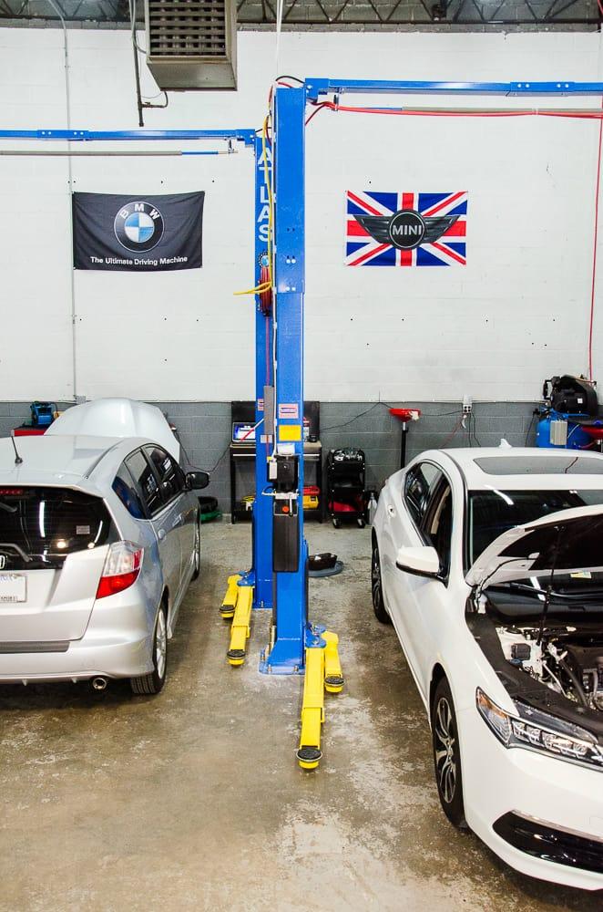 Euromotive Garage - 16 Reviews - Auto Repair - 14514 Lee Rd