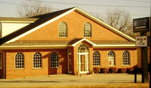 Woodard Eye Care: 304 South Main St, Graham, NC