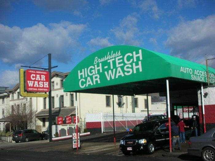 Car Wash Near  Chestnut