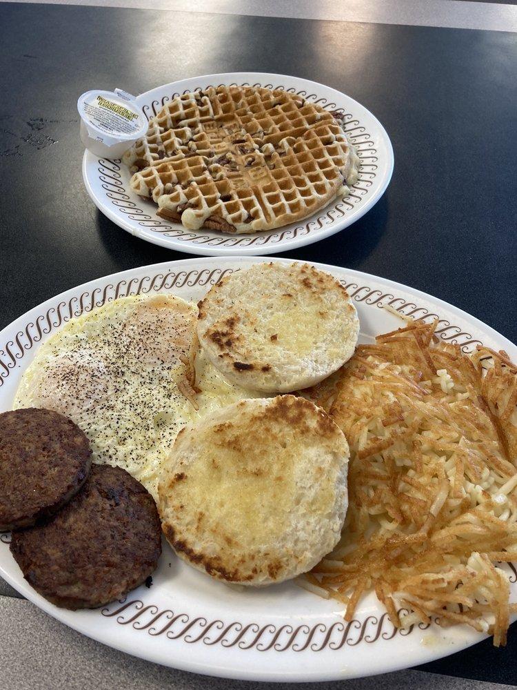 Waffle House: 2951 S US Hwy 287, Corsicana, TX