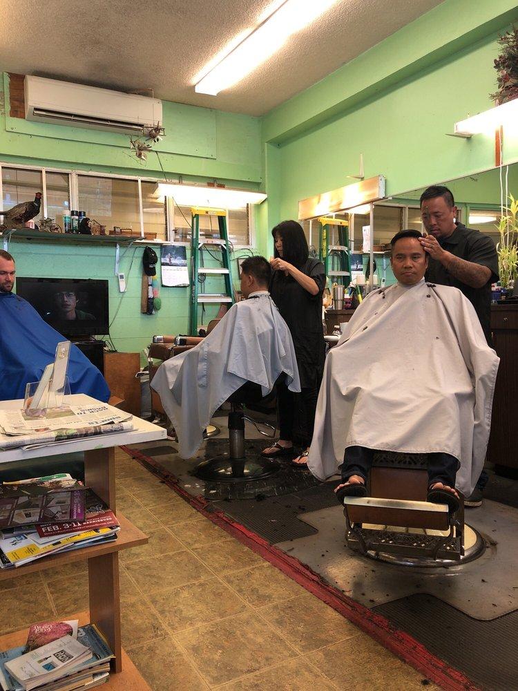 Ikeda Barber Shop: 4442 Hardy St, Lihue, HI