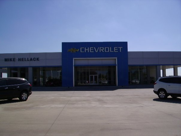 Mike Hellack Chevrolet: 1630 East Main St, Davis, OK