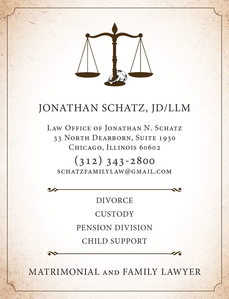 Law office of jonathan n schatz get quote divorce family law law office of jonathan n schatz get quote divorce family law 33 n dearborn st the loop chicago il phone number yelp stopboris Image collections