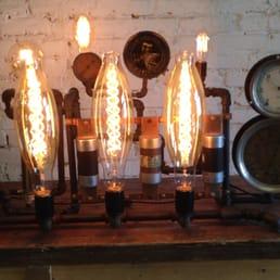 Old Pasadena Vintage Lighting 103