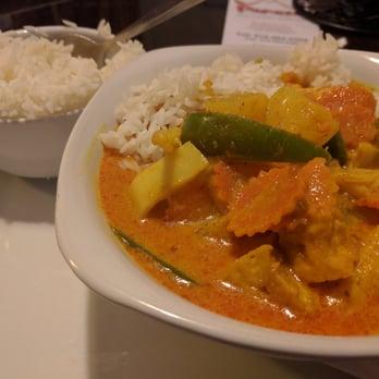 ... Bar - Pittsburgh, PA, United States. Pineapple curry tofu yumminess