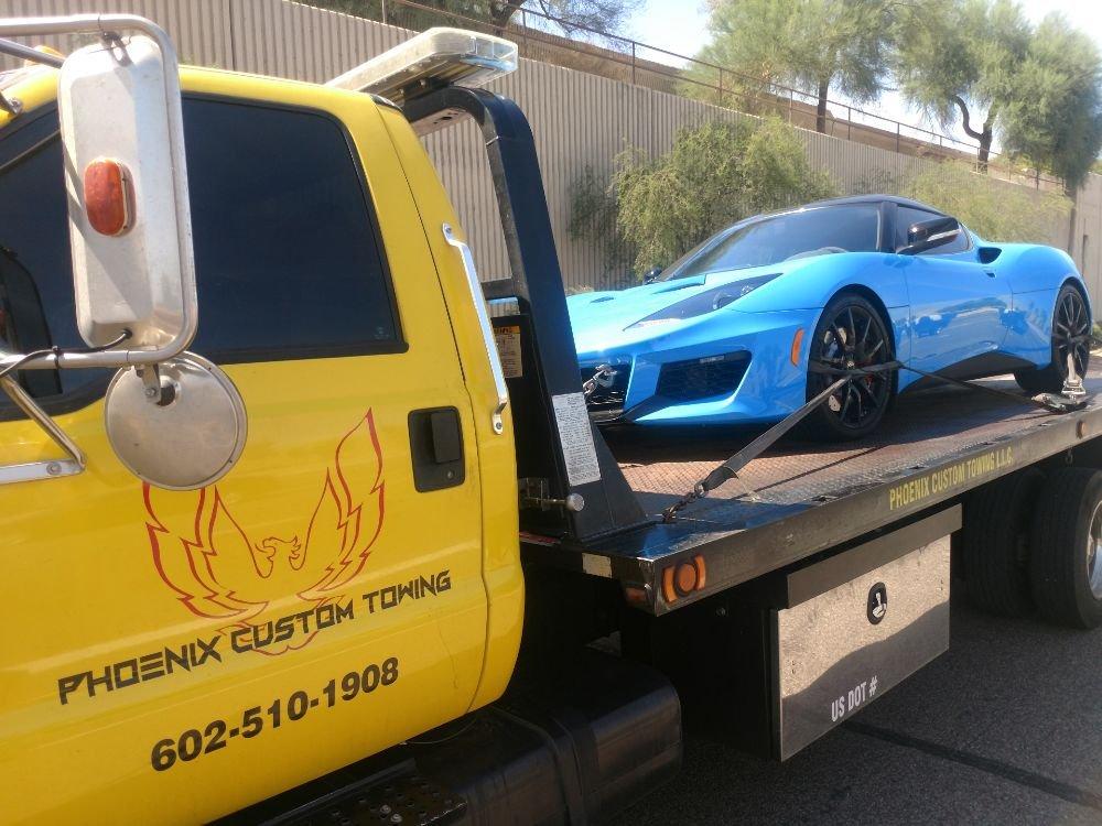 Towing business in Gilbert, AZ