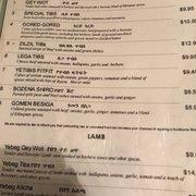 Abyssinia Ethiopian Restaurant Philadelphia Pa