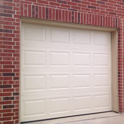 Photo Of RC Garage Doors   Wylie, TX, United States. 8x7 Almond Garage