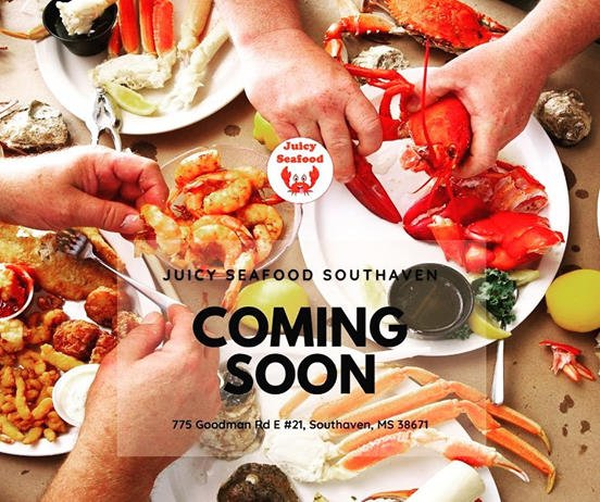 Juicy Seafood: 775 Goodman Rd E, Southaven, MS