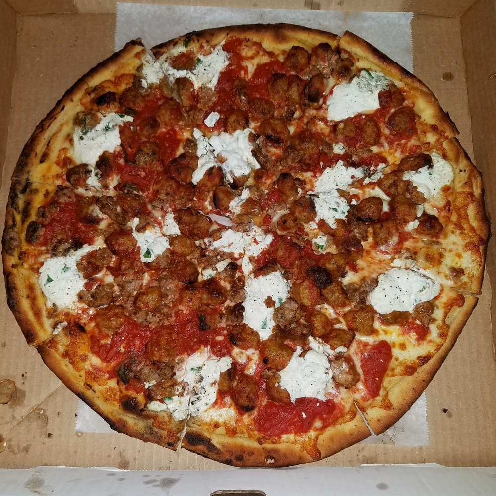 Anthony's Coal Fired Pizza: 13020 N Dale Mabry Hwy, Tampa, FL