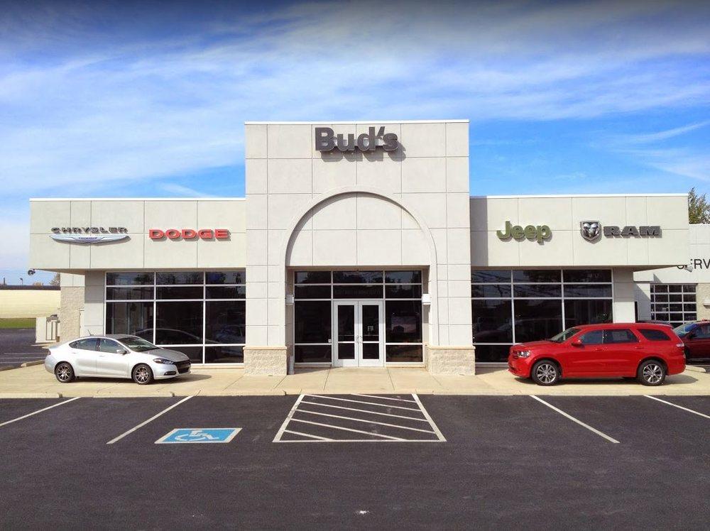 Bud's Chrysler Dodge Jeep Ram: 945 S Main St, Celina, OH
