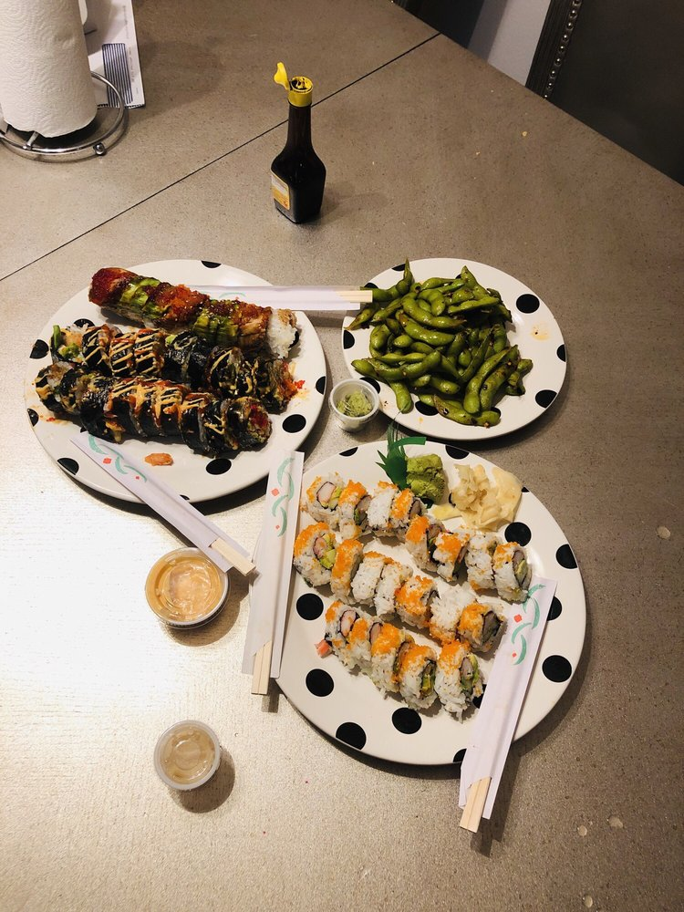 Oyshi Sushi3 Southside: 6181 Saratoga Blvd, Corpus Christi, TX