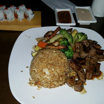 Photo Of Naru Anese Restaurant Southaven Ms United States Hibachi Steak Along
