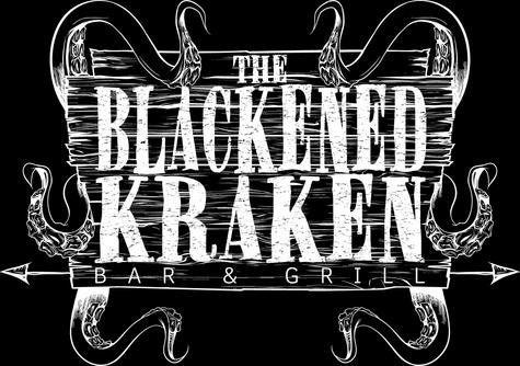 The Blackened Kraken Bar & Grill: 123 E 5th St, Greenville, NC