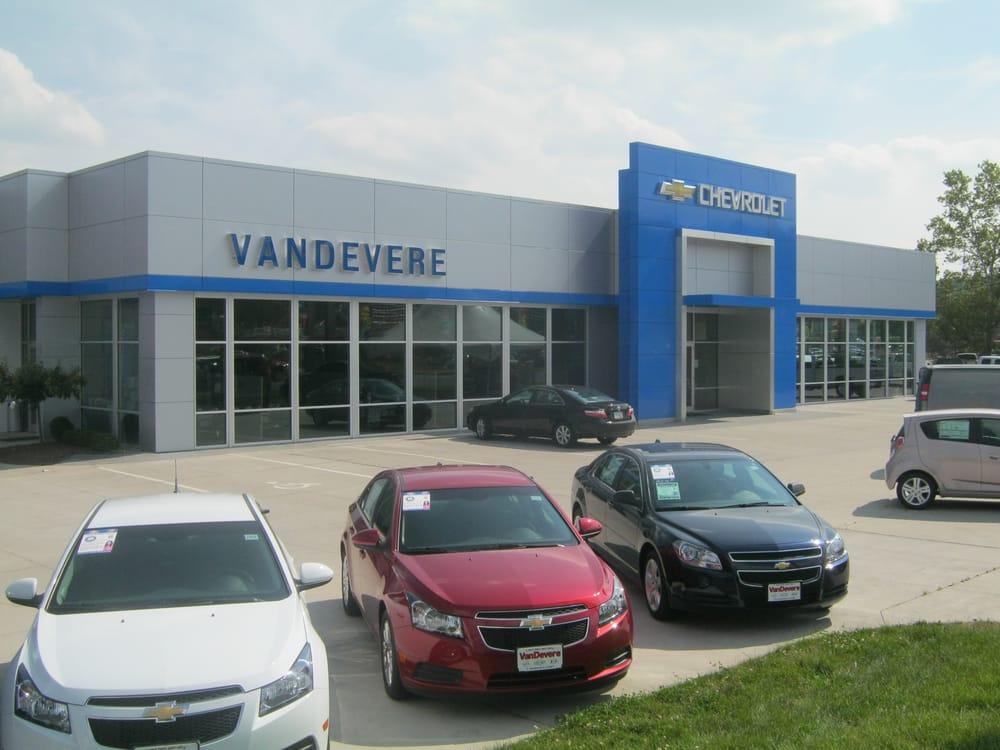 Vandevere Chevrolet 13 Rese 241 As Concesionarios De Autos